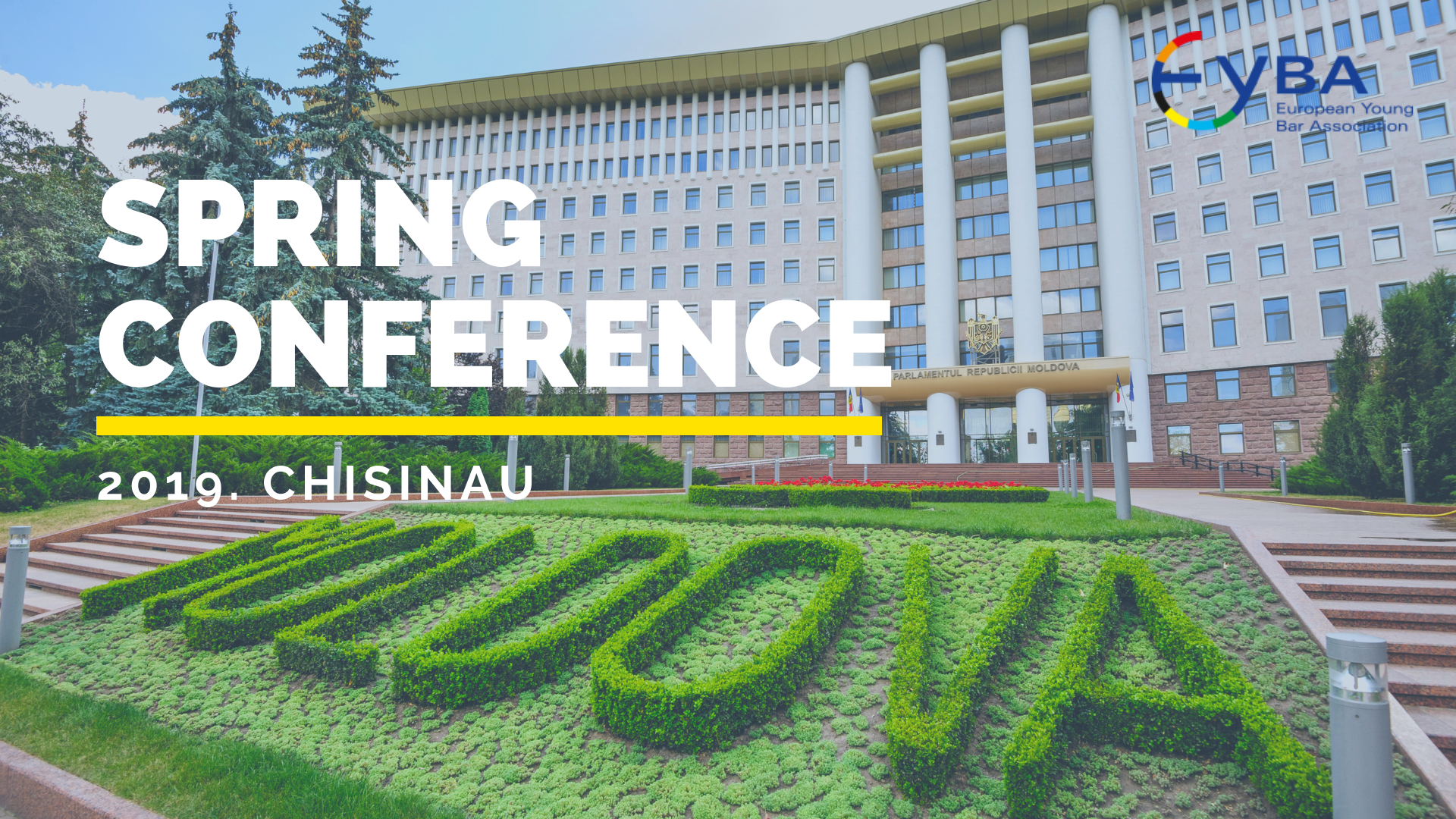Spring Conference 2019 – Chisinau
