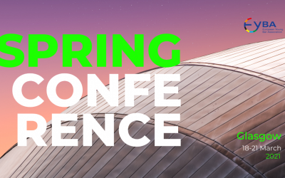 EYBA Spring Conference 2021 – NEW DATES!