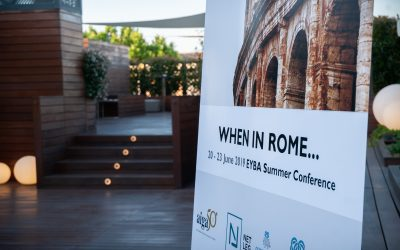 Once Upon a Time…EYBA in Roma