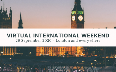 Virtual International Weekend